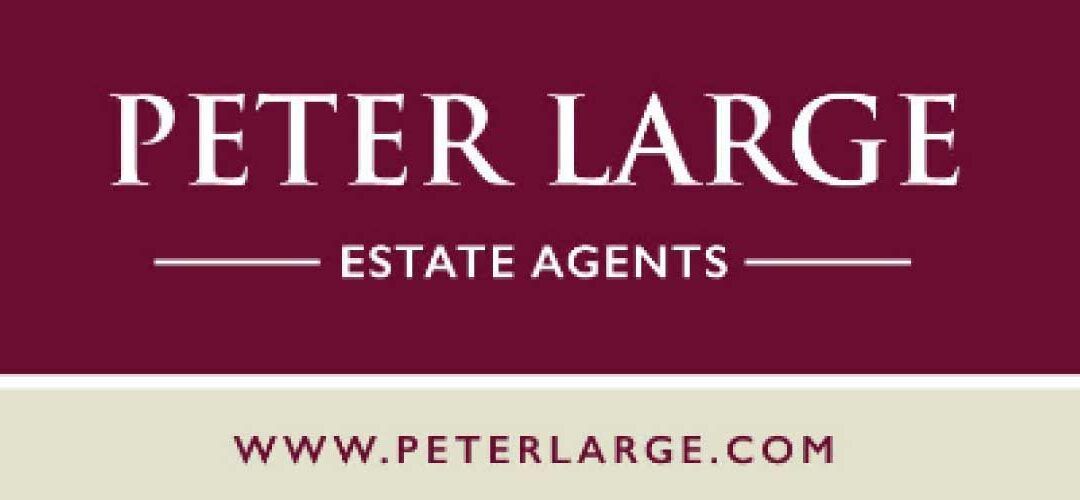 Peter Large Estate Agents have just won The British Property Award for Conwy County